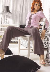 Костюм Charmante ― Интернет магазин модного белья - MissAngel.ru. Женское нижнее белье, колготки, чулки, купальники, домашняя одежда.