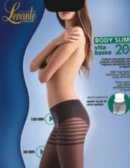 Колготки Body Slim 20 vita bassa