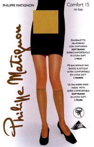 Гольфы Comfort 15 mi-bas (2 шт) ― Интернет магазин модного белья - MissAngel.ru. Женское нижнее белье, колготки, чулки, купальники, домашняя одежда.