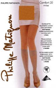 Гольфы Comfort 20 mi-bas (2 шт) ― Интернет магазин модного белья - MissAngel.ru. Женское нижнее белье, колготки, чулки, купальники, домашняя одежда.