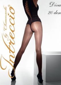 Колготки Diva 20 ― Интернет магазин модного белья - MissAngel.ru. Женское нижнее белье, колготки, чулки, купальники, домашняя одежда.