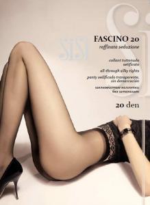 Колготки Fascino 20 ― Интернет магазин модного белья - MissAngel.ru. Женское нижнее белье, колготки, чулки, купальники, домашняя одежда.