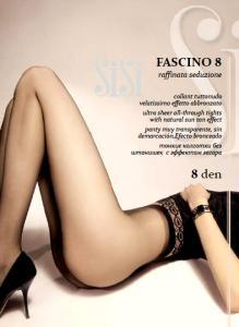 Колготки Fascino 8 ― Интернет магазин модного белья - MissAngel.ru. Женское нижнее белье, колготки, чулки, купальники, домашняя одежда.