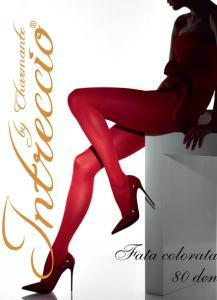 Колготки Fata Colorata 80 ― Интернет магазин модного белья - MissAngel.ru. Женское нижнее белье, колготки, чулки, купальники, домашняя одежда.