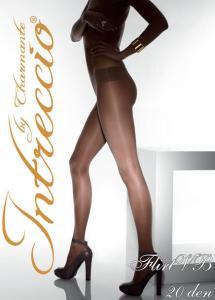 Колготки Flirt VB 20 ― Интернет магазин модного белья - MissAngel.ru. Женское нижнее белье, колготки, чулки, купальники, домашняя одежда.