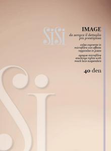 Колготки Image 40 ― Интернет магазин модного белья - MissAngel.ru. Женское нижнее белье, колготки, чулки, купальники, домашняя одежда.