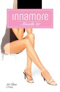 Носки Minielle 20 (2 шт) ― Интернет магазин модного белья - MissAngel.ru. Женское нижнее белье, колготки, чулки, купальники, домашняя одежда.