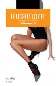 Носки Minima 20 (2 шт) ― Интернет магазин модного белья - MissAngel.ru. Женское нижнее белье, колготки, чулки, купальники, домашняя одежда.
