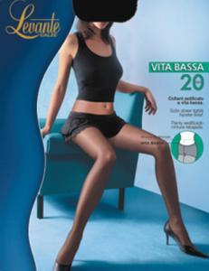 Колготки Vita Bassa 20 ― Интернет магазин модного белья - MissAngel.ru. Женское нижнее белье, колготки, чулки, купальники, домашняя одежда.